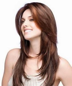 Coupe Dégradé Long : coiffure cheveux long d grad effil ~ Dallasstarsshop.com Idées de Décoration