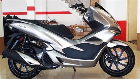 New 2018 Honda Pcx 150 Silver