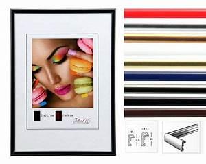 Bilderrahmen 50x70 Schwarz : bilderrahmen 30x40 schwarz kunststoff kaufen zum besten ~ Watch28wear.com Haus und Dekorationen