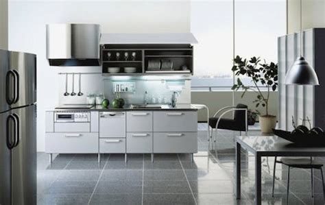 organizing kitchen appliances how to clean stainless steel appliances apartment therapy 1263