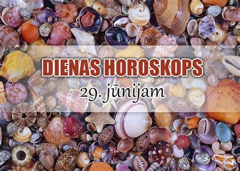 SESTDIENAS - 29. JŪNIJA DIENAS HOROSKOPS | Populars