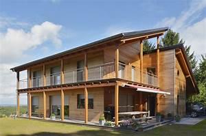 Maison En Bois Tout Compris : une maison ossature bois tr s bien isol e la maison ~ Melissatoandfro.com Idées de Décoration