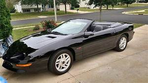 For  8 500  Could This 1995 Chevy Camaro Z28 Droptop Put
