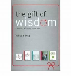 Gift of Wisdom Box Set : Yehuda Berg : 9781571897077