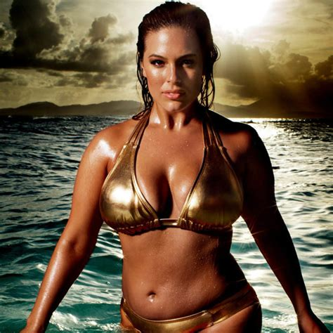 h e r swimsuit sports illustrated have their first plus size cover girl