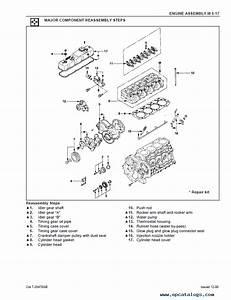 Isuzu Engines 4jb1 For Case Service Manual Pdf