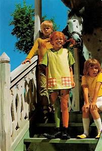Pippi Långstrump (Pippi Langkous) | Dutch postcard, 1971 ...