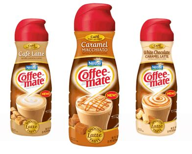 Corn syrup solids, hydrogenated vegetable oil. Coffee-Mate Cafe Collection Review and Gift Pack Giveaway - Honey + Lime