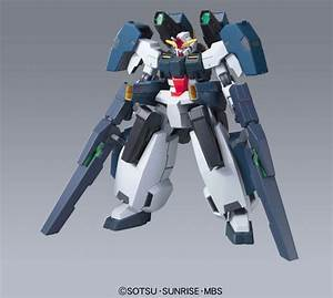 HG Seravee Gundam GNHW/B English Manual & Color Guide ...