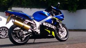 Suzuki Gsxr 600 K2 For Sale Or Swap For Kawasaki Zx6r 600