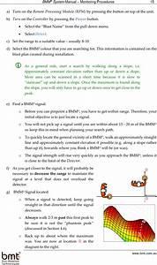 Bmt Trv5r2o Blast Movement Monitor