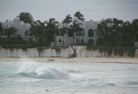 extreme anguilla weather  october hurricane omar