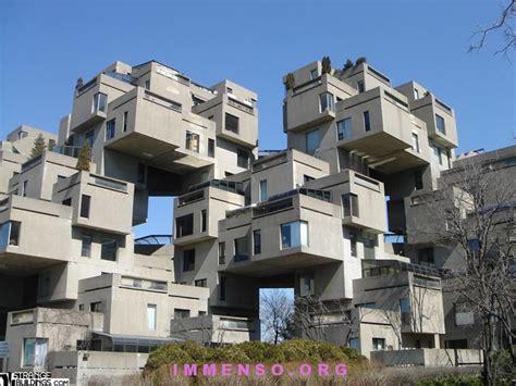 Habitat 67 Montreal 1>> Le 50 Case Più Strane Del Mondo