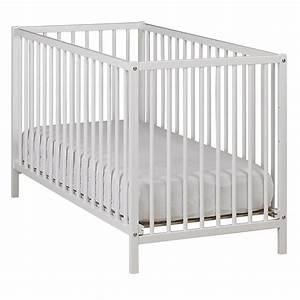 Lit Bebe Barreau : lit barreaux pour b b camille chambre lits enfants ~ Premium-room.com Idées de Décoration