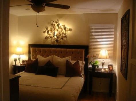 Master Bedroom Beds Warm Neutral Decorating Ideas Small