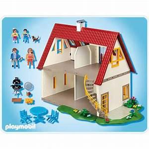 plan maison playmobil ventana blog With modele plan de maison 3 notice de montage playmobil 5303 maison traditionnelle