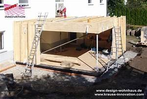 Holzanbau Am Haus : bueroanbauten direkt vom hersteller krauss gmbh 88285 ~ Lizthompson.info Haus und Dekorationen