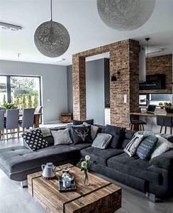 80, Awesome, Scandinavian, Style, Living, Room, Decor, U0026, Design, Ideas