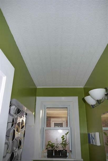 Ceiling Bathroom Tile Tin Wall Ceilings Shower