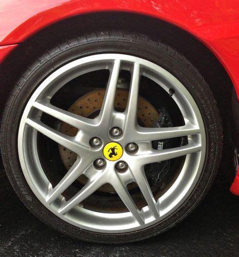 find  ferrari  modena oem  wheels  akron
