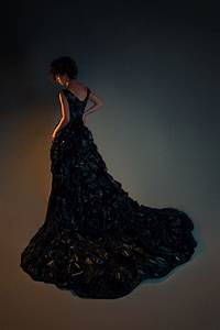 Trash bag dress. | Crafts and jewelry | Pinterest