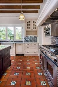 Spanish Style mediterranean kitchen san francisco 1174