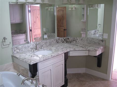 grey granite bathroom vanities with tops with two