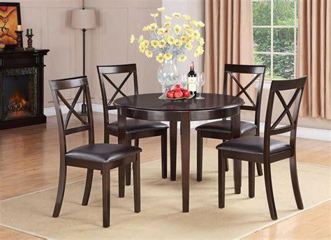 pc set  dinette kitchen dining table   faux