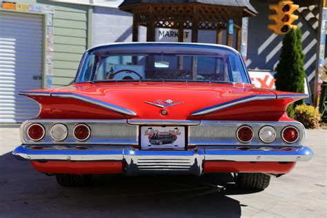 chevrolet impala classic cars muscle cars