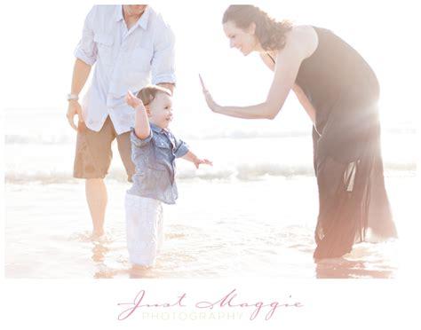 rudell family modern beach portraits  maggie