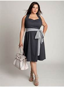 plus size retro dresses wardrobelookscom With robe taille 50