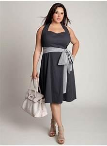 plus size retro dresses wardrobelookscom With robe de soirée grande taille pour mariage