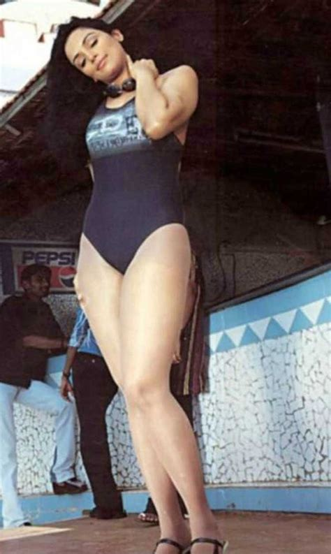 Shweta Menon In Bikini Busty Naked Milf