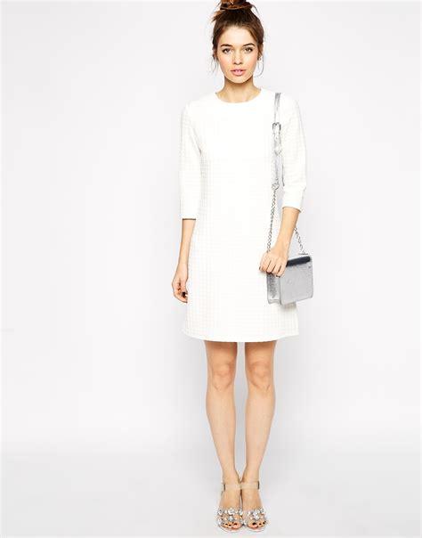 le de bureau blanche robes de travail de bureau parfaites pour les femmes actives