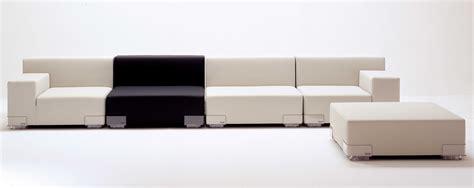 canapé module canapé modulable plastics module accoudoir gauche l 90