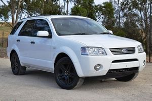 ford territory ghia sy wd  seater