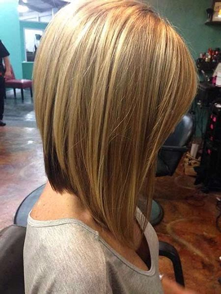 shoulder length angled bob hairstyles bob hairstyles