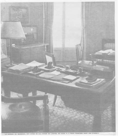 bureau du chef hôtel du parc à vichy résidence du chef de l etat
