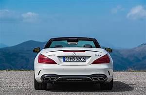 Mercedes Classe R Amg : mercedes benz sl 63 amg r231 specs photos 2016 2017 2018 2019 autoevolution ~ Maxctalentgroup.com Avis de Voitures