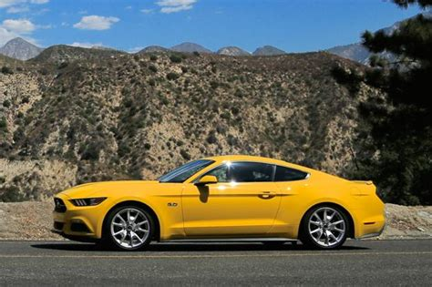 2015 Ford Mustang Fuel Economy Confirmed