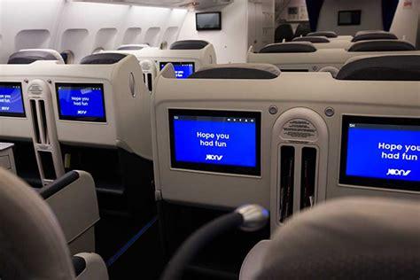 best duvet flight review joon a340 300 business class business