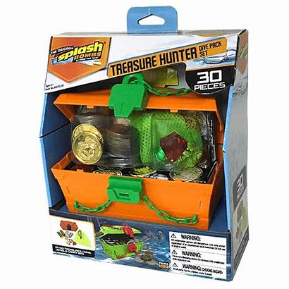 Dive Toys Pool Treasure Hunter Games Diving