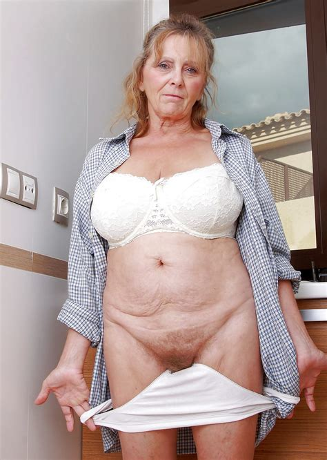milf isabel mature panties hairy old pussy reife dame 19 pics