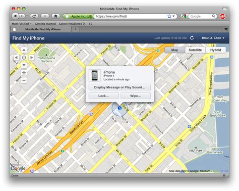 free find my iphone software how to activate find my iphone for ios 4 wired