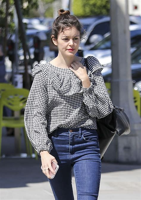 NORA ZEHETNER Out and About in Los Angeles 03/30/2017 - HawtCelebs