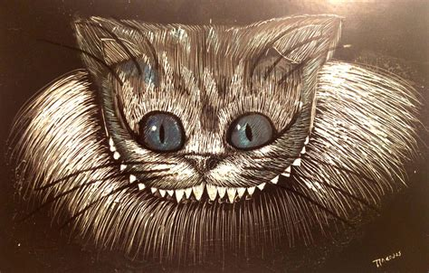 Cheshire Cat By Tessa-kawaii On Deviantart