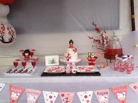 japanese themed decor japanese party decorations party favors ideas