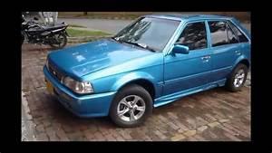 Mazda 323 Hs Azul