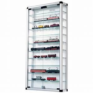 Vitrine Pour Petit Objet : pureday vitrine pour collection en aluminium et verre avec ~ Zukunftsfamilie.com Idées de Décoration