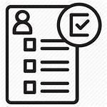 Registration Form Document Icon Application Approved Clipart